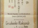 Всероссийские соревнования по всестилевому каратэ